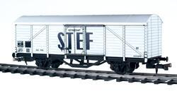 Covered refrigerated car for the food transport, SNCF version - 3