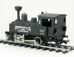 0-4-0 Steam Locomotive Series 200.0 Industrial (Sugar Factory) - 4