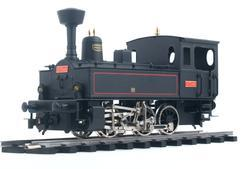 0-6-0 Steam Locomotive ČSD Series 310.0 without compressor - 4