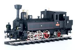 0-6-2 Steam Locomotive ČSD Series 312.7 - 4