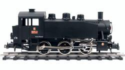 Czech Industrial Locomotive Series 317 - limited edition - 4
