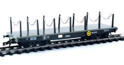 Four Axles Flat Car SNCF, Series Spyw - 4
