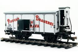 "Beer Car ČSD ""Stein"" with Brakeman's Cabin - 4"