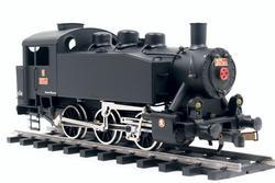 Czech Industrial Locomotive Series 317 - limited edition - 5