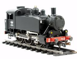 0-3-0 TU Steam Locomotive USATC S100 Class, SNCF - 5