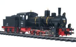 0-8-0 DR Steam Locomotive with tender, Series 55 - 5