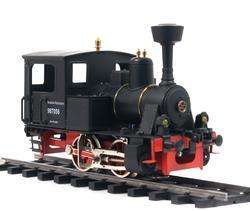 0-4-0 Steam Locomotive DR, Series 99 - 5