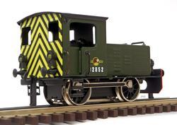 Diesel Shunter British Railways Green - 6