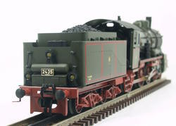 4-6-0 Prussian Steam Locomotive, Class P8 - 6