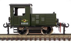 Diesel Shunter British Railways Green - 7